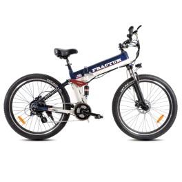 Bicicletta elettrica 28'' pieghevole Franctum DME