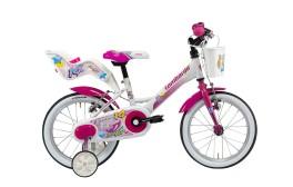Bici Bambina 14'' Baffy Lombardo