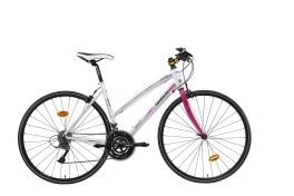 """Woman's Road Bike Ventimiglia 28"""" Aluminium 24S Lombardo"""
