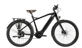 "Bicicletta Elettrica Ibrida Uomo Courmayeur 27,5"" - 8V Bosch Lombardo"
