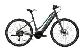 "Bicicletta Elettrica Ibrida Donna Bolsena Sport Woman 28"" - 9V Bosch Lombardo"