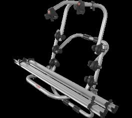 Portabici posteriore in Alluminio Ok2  Fabbri