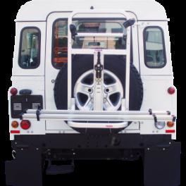 Portabici posteriore Gringo in Alluminio per Fuoristrada Fabbri