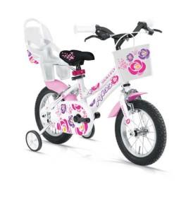 """Miss 1S 12"""" Girl's Bike - Steel - Skilled"""