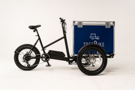 Cargobike per trasporto merci