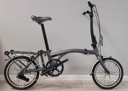 Bicicletta Pieghevole 16'' Alluminio Cicli casadei