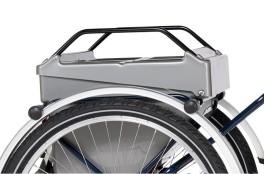 Triciclo Adulti Unisex Advanced 26'' 7V Acciaio Pfau-Tec