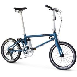 Bici pieghevole folding Comfort Ahooga