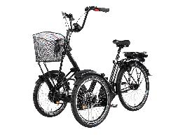 Triciclo Adulti Elettrico Pronto 7V Bafang Pfau-tec