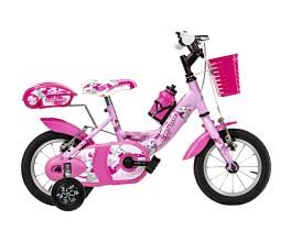 Venere Baby Bunny Child's bike 12'' Rosa