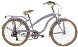 Bici Donna Beach Cruiser 26'' 7V Acciaio Cicli Casadei