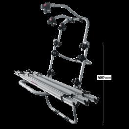 Portabici posteriore in Alluminio OK3 Van Fabbri