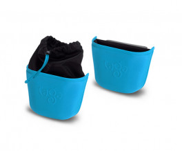 borse laterali taga bike azzurre