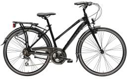City Bike trekking Donna Boxter hp donna nero Cicli Adriatica