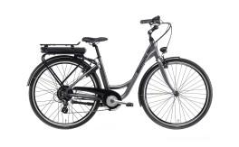 electric bike woman e-spillo city lady bianchi
