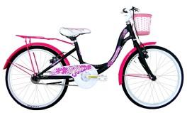 Bici Ragazza Taylor CM2D20000 20'' Acciaio Coppi Nero