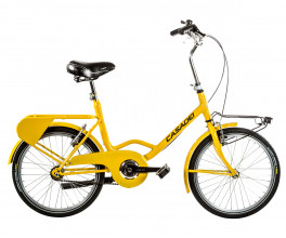 """Cantiere 1S 20"""" Unisex Special Bike - Steel - Cicli Casadei"""