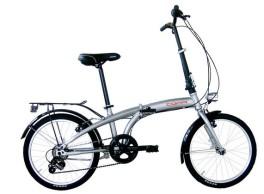 Bici Pieghevole CP1X20206 Coppi grigio