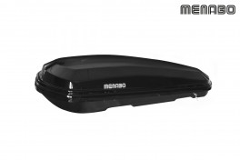 Diamond - Car Roof Box Glossy black