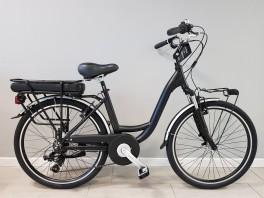e-bike woman's E-Ven black Casadei