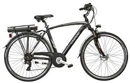 Trekking Elettrica E-Zefiro 28'' Alluminio 7V - Ansmann - Cicli Casadei