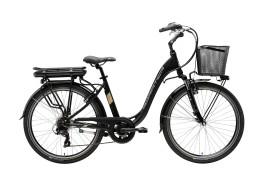 city bike e1 lady Cicli Adriatica black