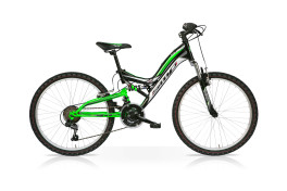 Climbe 20 6V Nero/Verde
