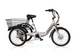 Triciclo adulti tre ruote elettrico Speedcross