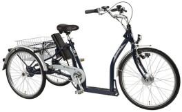 Triciclo pedalata assistita Napoli II Pfau Tec