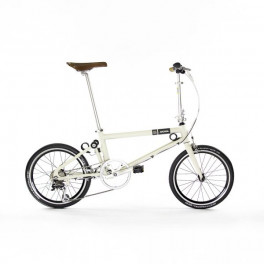 Bici pieghevole folding Essenziale Ahooga