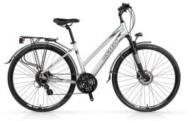 "Bici city Hardtail Donna Free 28"" Alluminio 21V Skl"