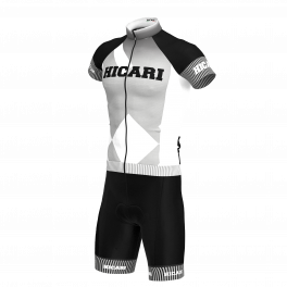 Abbigliamento ciclismo estivo Hicari Greysed