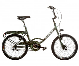 """Grazzya 1S 20"""" Young Men's BMX/Freestyle - Steel - Cicli Casadei"""