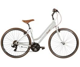 Bicicletta Ibrida Donna I-D21V Cicli Casadei