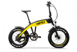 E-Bike pieghevole SCR-E Srambler - Ducati