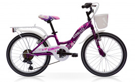 "Kimberly 1S - 6S 20"" Girls' Bike - Steel - Speedcross"