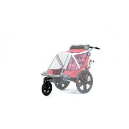 Kit Urban per carrellino rimorchio bicicletta bambini B-travel Bellelli