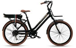 e-bike Latina Armony nero