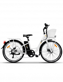 "Bicicletta Elettrica Light 26"" 6V The One"