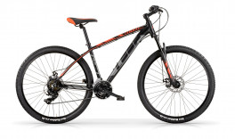 Mtb front suspended Loop MBM nero/rosso Disk