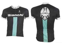 Maglia M/C Bianchi Reparto corse Bianchi