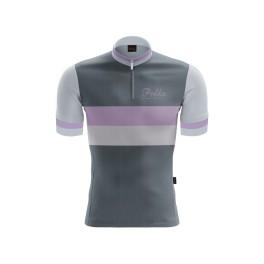 Maglia Ciclismo Vintage lana manica corta Pella