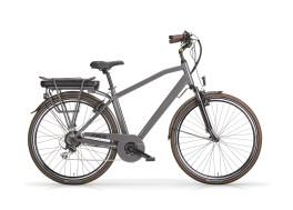 E-bike Pulse uomo MBM grigio