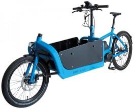 bici cargo elettrica  Miami bosch 8V - BBF