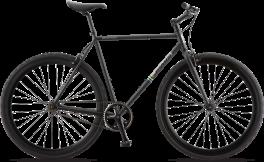 Fixed Gear Beatnik Steel Jamis bike