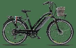 """Bicicletta Elettrica Misano 28"""" 7V Armony"""
