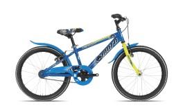 "Bici Ragazzo Moto 20"" 1V Acciaio Tecnobike"
