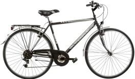 Bici Uomo Acciaio Moving 28'' 6V Cicli Casadei