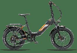 Bici elettrica pieghevole elettrica Ostuni Boss Armony