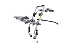 Portabici posteriore Padova alluminio 3 bici Peruzzo